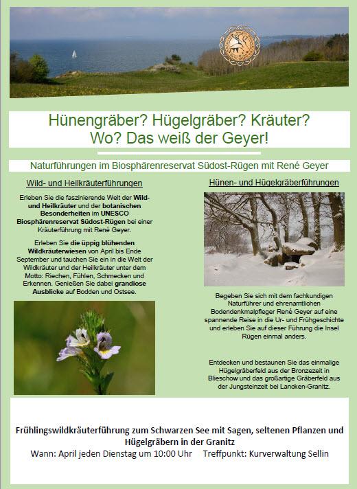Naturführung Geyer April 2019