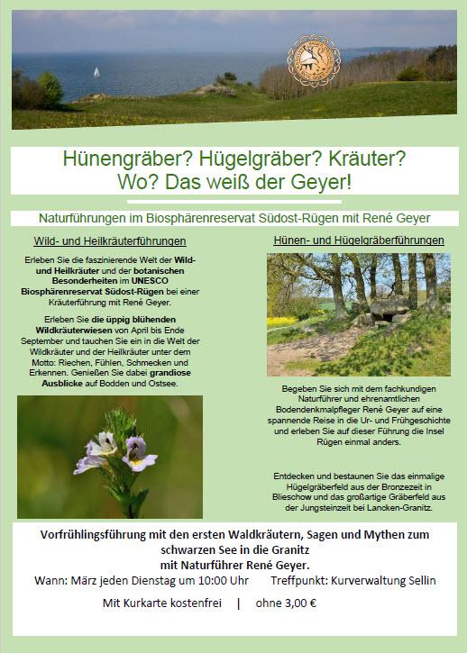 Naturführung Geyer März 2019