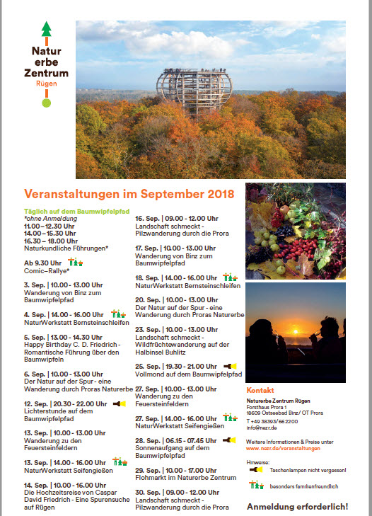 Baumwipfelpfad September 2018
