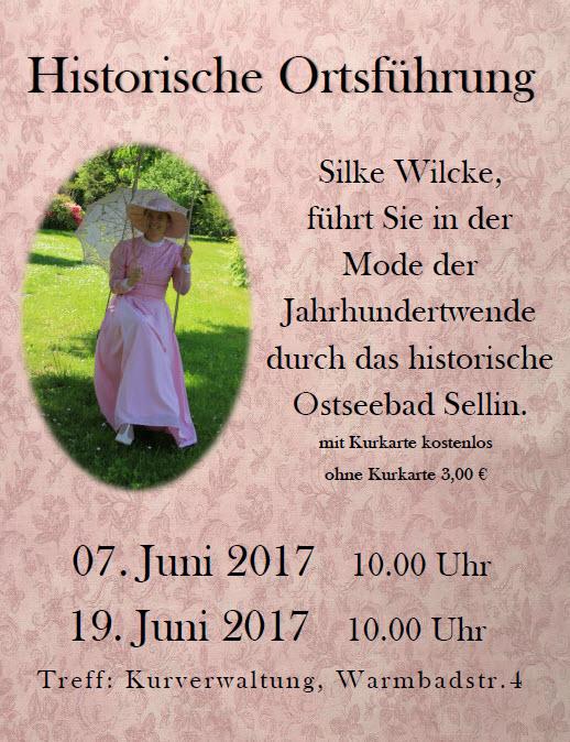 Historische Ortsführung Juni 2017