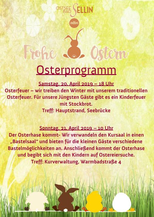 Osterprogramm 2019