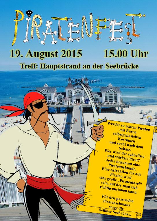 Piratenfest August 2015