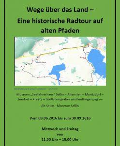 Radtour Sellin
