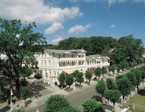 Privathotel Roewers in der Wilhelmstraße 23