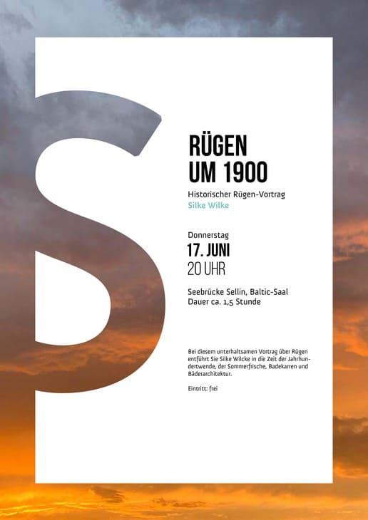Rügen um 1900 Juni21