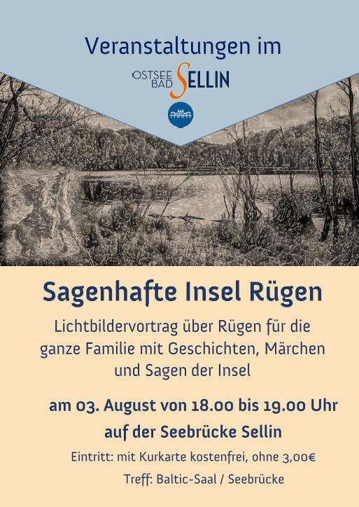 Sagenhafte Insel Rügen August 2020