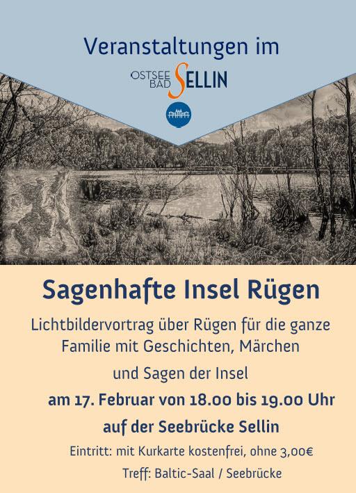 Sagenhafte Insel Rügen Februar 2020