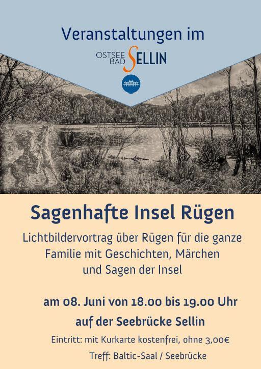 Sagenhafte Insel Rügen Juni 2020