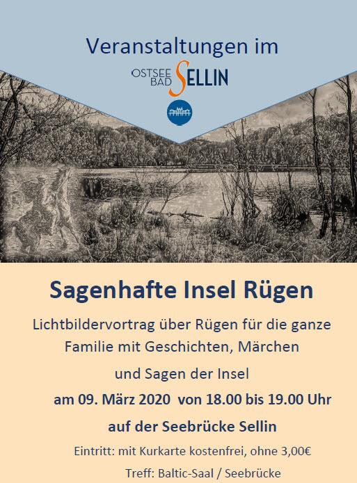 Sagenhafte Insel Rügen März 2020