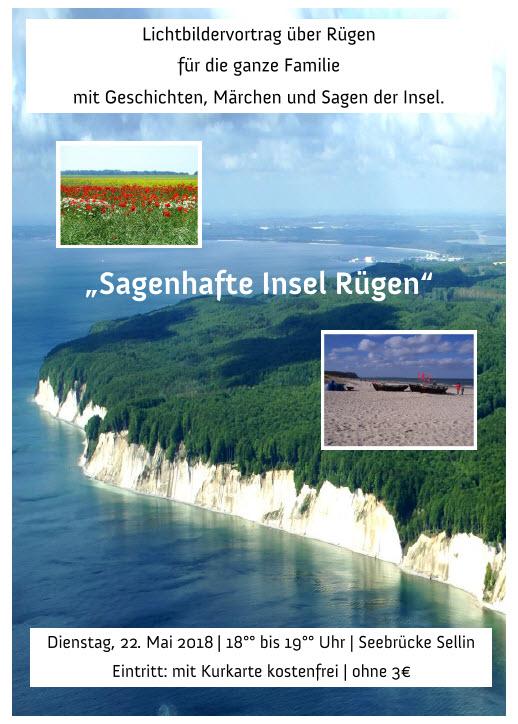 Sagenhafte Insel Rügen  Mai 2018