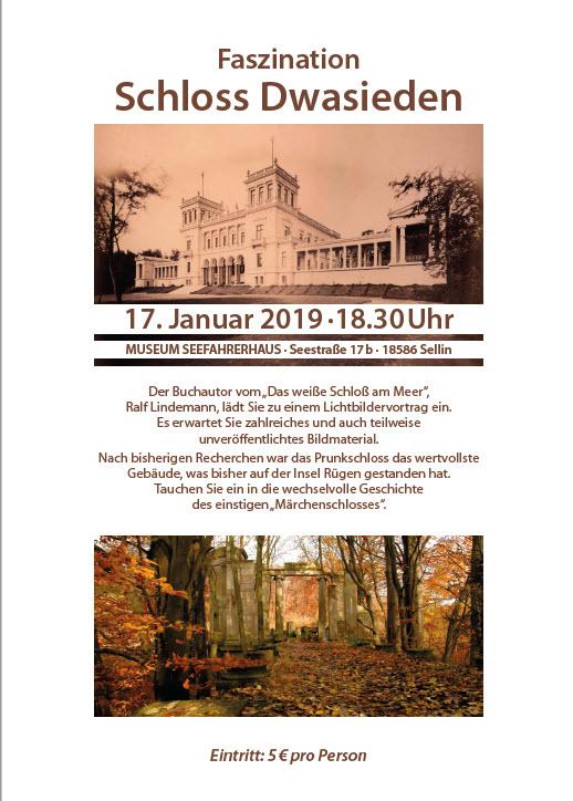 Schloss Dwasieden Januar 2019