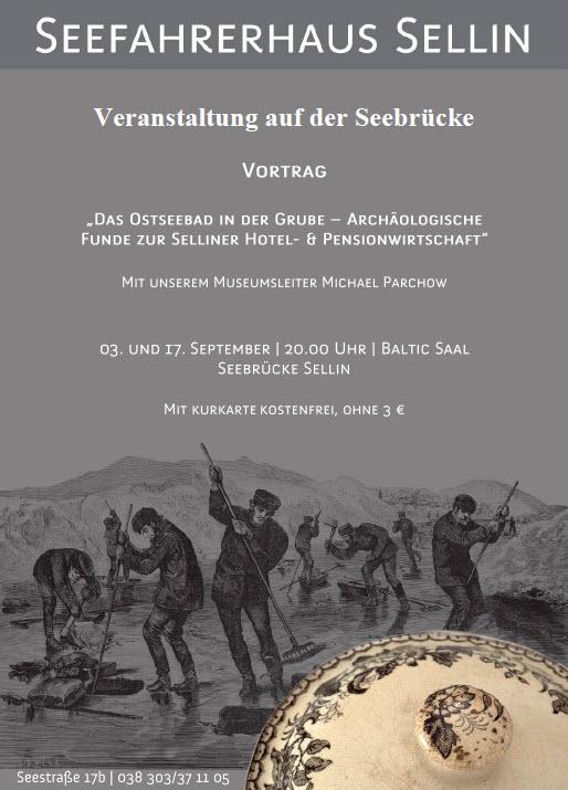 Vortrag Seefahrerhaus Sellin September 2018