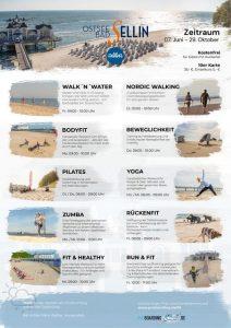 Sommersport am Strand 2021