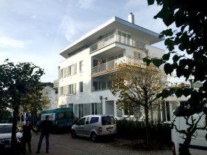 Wohnung 13 mit Hund im Strandhaus Seeblick Binz