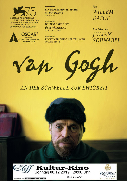 Van Gogh Cliff Hotel