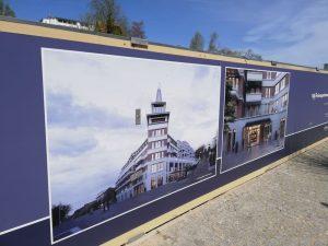 Visualisierung Neubau Kurhaus Sellin
