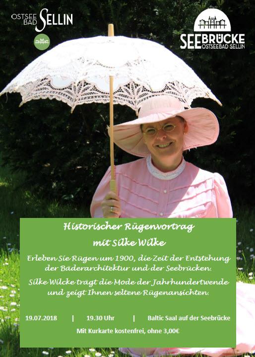 Vortrag Silke Wilke Juli 2018