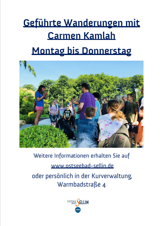 Wanderung Carmen Kamlah