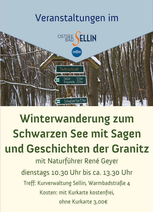 Winterwanderung Sellin Februar 2020