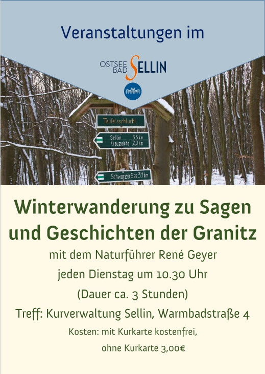 Winterwanderung Sellin Januar 2020